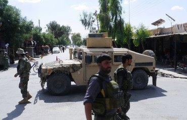 جنرال أفغاني من فرح: 'إيران عدونا'