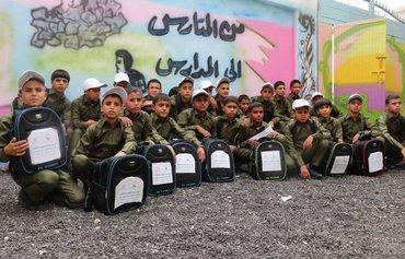 أنشطة إعادة تأهيل الأطفال المجندين في مأرب تواصل تحقيق النجاح