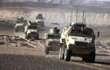 الجيش المصري: مقتل 52 متطرفا في سيناء