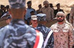 الإمارات تعتزم القضاء على فرع تنظيم القاعدة في اليمن