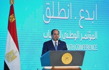 مؤتمر الشباب المصري يوصي بإصلاح التعليم