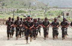 L'armée yéménite progresse dans les montagnes centrales