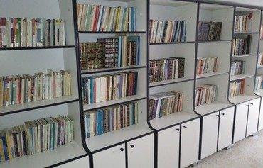 أول مكتبة في عرسال تفتح آفاقا للثقافة