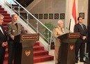 تفاهم بین ایران و سوریه حضور سپاه پاسداران انقلاب اسلامی در سوریه را قطعی کرد
