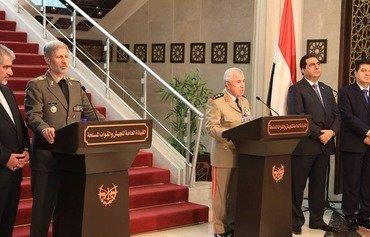 اتفاق بين إيران وسوريا يعزز وجود الحرس الثوري الإيراني في سوريا