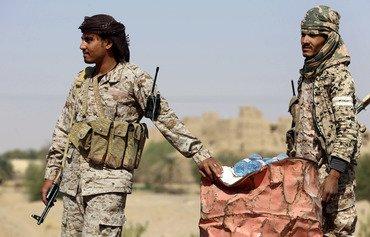 حمله القاعده به یک ایست بازرسی در ابین یمن