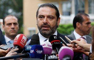 Son of Lebanon's slain al-Hariri demands 'justice' as trial wraps up