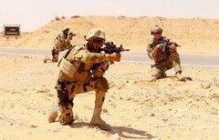 مناورات عسكرية أميركية-مصرية تستقطب مشاركة إقليمية