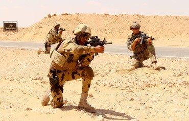 مشارکت کشورهای منطقه در مانور نظامی مشترک آمریکا و مصر