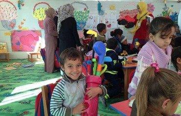 اللاجئون السوريون في الأردن يتأثرون بتقليص ميزانية التعليم