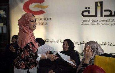 مركز قانوني أردني يدعم اللاجئين السوريين