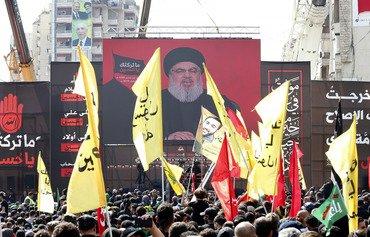 ناآرامی در لبنان بر سر وعده نصرالله برای ماندن در سوریه