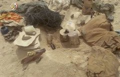 الجيش المصري يقتل 18 تكفيريا ويوقف 129 مشتبها به في سيناء