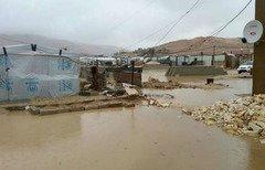 پناهجویان سوری در لبنان در انتظار کمک های زمستانی هستند