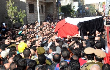 Egypt sentences 8 ISIS elements to death over attack