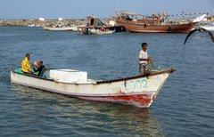 السفن الإيرانية تشكل تهديدا للصيادين اليمنيين