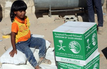 Saudi, UAE initiative tackles Yemen food crisis