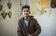 کلاسهای سواد آموزی برای بچه های سوری درلبنان امیدواری به همراه می آورد