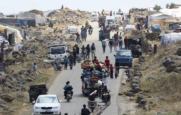 الأمم المتحدة تواصل إرسال المساعدات لسوريا عبر الأردن