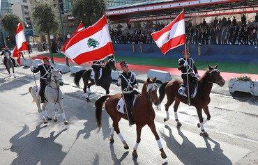 الجيش اللبناني يصد الإرهاب في عام 2018