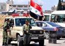 رژیم سوری ها را برای خدمت نظامی از گروه های شبه نظامی وابسته به سپاه پاسداران انقلاب اسلامی ایران فرا می خواند