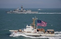 US, Combined Maritime Forces maintain regional security