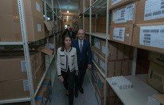 EU ups contribution to Lebanon's health sector