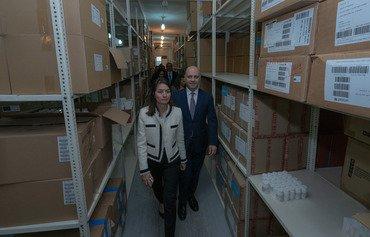 افزایش کمکهای اتحادیه اروپا به بخش بهداشت در لبنان