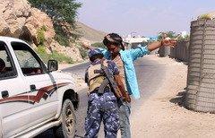 Répression contre al-Qaïda par les forces yéménites dans l'Hadramaout et l'Abyan