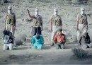 اليمنيون ينددون بإعدام داعش لأربعة شباب في محافظة البيضاء