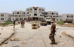 Yemen, Arab coalition forces target al-Qaeda in Abyan
