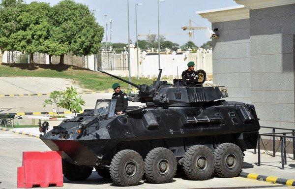 US-Gulf military partnership blocks Iranian ambitions