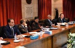 Les maronites à Bkerki pour défendre l'Accord de Taëf