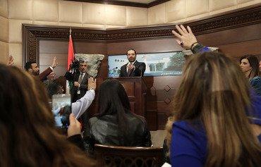 لبنان يعلن تشكيل حكومة جديدة