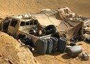نیروهای مصری سلول تروریستی بیابان غربی را متلاشی کردند