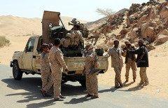 القوات اليمنية تعترض صواريخ وطائرات مسيرة في طريقها إلى الحوثيين