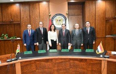 مصر تستأنف تصدير الغاز الطبيعي إلى الأردن