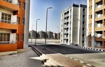 L'Égypte prend des mesures pour éliminer les bidonvilles