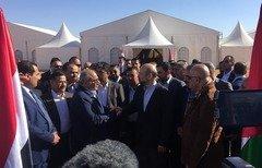 قراردادهای اردن و عراق در زمینه های نیرو و بازرگانی