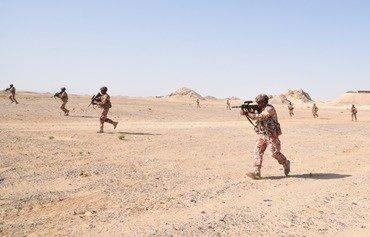 تمرینات مشترک کشورهای عضو شورای همکاری خلیج همکاری و امنیت را بهبود می بخشد