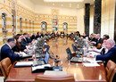 Lebanon's new government affirms commitment to reforms