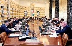 Le nouveau gouvernement libanais s'engage à faire des réformes