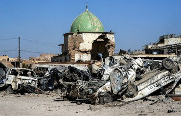 ISIS-controlled mosques lose protected status