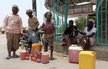 مشروع النقد مقابل العمل يساعد في تمكين اليمنيين في أبين