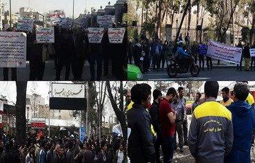 بحران اقتصادی رژیم ایران را به حاشیه رانده است