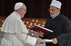 'Human fraternity' document promotes interfaith dialogue