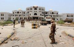 القاعدة تستهدف قوات الحزام الأمني في أبين