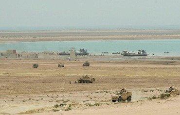 دول الخليج توطد الأمن عبر مناورات مشتركة