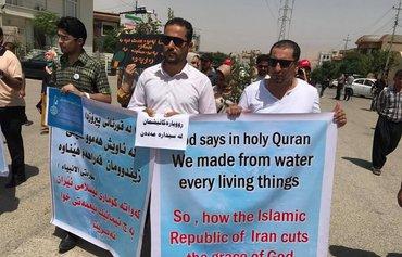 La construction d'un barrage par l'Iran réduit l'approvisionnement en eau de l'Irak