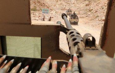 عمليات الانتشار تعزز الأمن في شبوة وأبين باليمن
